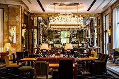 Le bar du Prince de Galles.