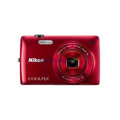 Nikon COOLPIX S4300 16MP 3-inch Touch Screen Digital Camera