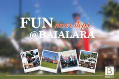 Our October events continue at full speed.. We have prepared amazing programs in order you to spend a great vacation! http://www.baiahotels.com/baialara/en/newsletter  Ekim ayı etkinliklerimiz tüm hızıyla devam ediyor.. Sizleri daha iyi ağırlayabilmek adına yine birbirinden güzel programlar hazırladık! http://www.baiahotels.com/baialara/tr/bulten