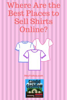 In this episode, we discuss how and where to sell t-shirts online. Of course this isn't new information, so we've done some traffic research into the 7 most popular t-shirt selling websites online. We'll also talk about how to design your shirts and a strategy to expand your business and brand through merchandising.