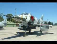 Douglas A-4 Skyhawks. - Google-søgning