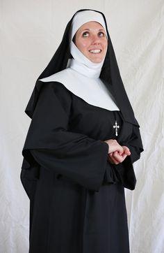 Nun fucks two young girls