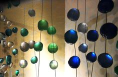 Marianne Olry, Collier Bulles