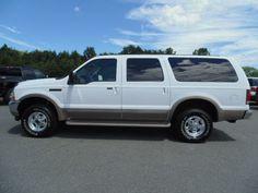 www.emautos.com 2002 Ford Excursion Limited 4WD 7.3L Powerstroke Diesel - LOCUST GROVE VA