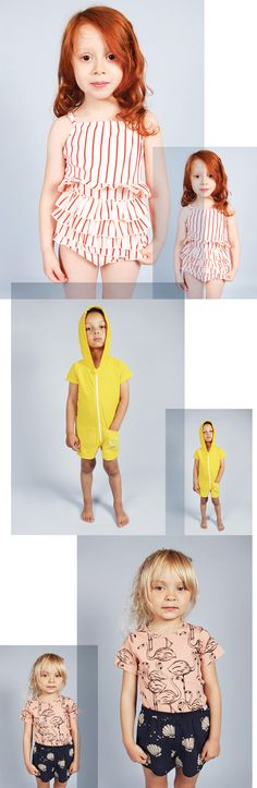 - The Junior - Sneak Peek: Mini Rodini SS13