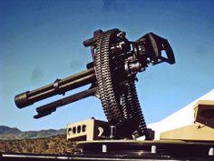 Dillon Aero M134 Gatling Gun. Love how it goes BRRRRRR!