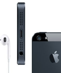 Apple - iPhone 5 - The thinnest, lightest, fastest iPhone ever.