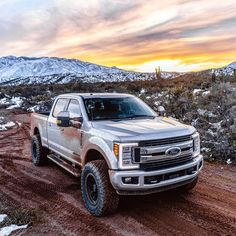 Enjoying these trails! Ford F250 Diesel, Diesel Pickup Trucks, Lifted Ford Trucks, Chevrolet Trucks, Lifted Chevy, 1957 Chevrolet, Chevrolet Impala, Ford Powerstroke, Lifted Cars