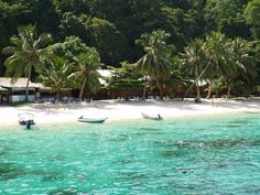 Paradise in Perhentian Islands - Malaysia