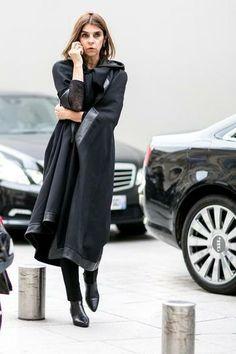 Carine Roitfeld: Haute Couture Week, Paris