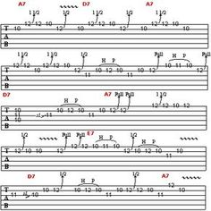 Learn to play like BB King http://guitar.about.com/od/specificlessons/ss/bb_king_lesson_tab_7.htm