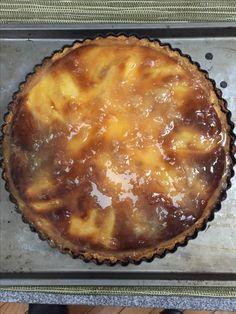 Peach tart perfectio