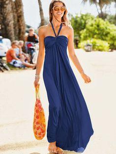 Hermosos vestidos de playa   Victoria's Secret 2014