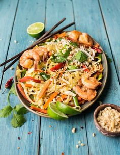 This cabbage noodle Pad Thai has all the classic flavors, but it is made healthier by swapping rice noodles for cabbage! Reclaiming Yesterday
