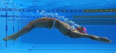 Freedom from Gravity // Swimming // water // favorite sport // Starr Fall // Books