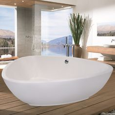 cool Soaking Tub Design Ideas @ Makeover.House - Transform Your Living Space