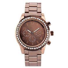 Koffee Uhr Elegante Damen Herren Uhr Edelstahl Armbanduhr Damenuhr Herrenuhr mit Strass Watches