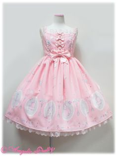 Lolibrary | Angelic Pretty - Sets - La Princesse Sucre JSK Set