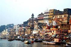 Morning in Varanasi 2 India by CitizenFresh