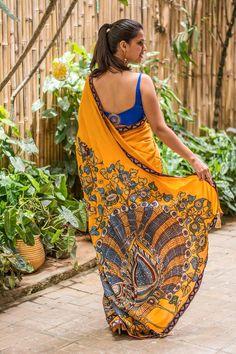 Ready to shop blouses Indian Attire, Indian Wear, Indian Outfits, Indian Bridal Lehenga, Indian Beauty Saree, House Of Blouse, Crepe Saree, Kalamkari Saree, Simple Sarees