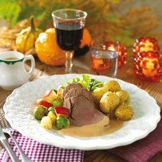 Vildsvinsstek Pancakes, Breakfast, Journal, Food, Morning Coffee, Pancake, Meals, Yemek, Journals