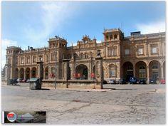 Estación de Zamora. http://ju5modelismo.blogspot.com.es/
