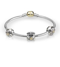 Pandora bracelet and charms. Available at S.E. Needham Jewelers.
