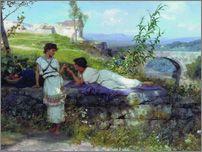 Семирадский Генрих, Талисман, 1884г