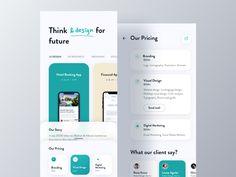 Agency Portfolio iOS App Design ------------------------------------------------ Luova Studio Small Design Studio focused on startup design solution, Feel free contact with us 🔥Check our latest Ca. Ios App Design, Web Design, Mobile Ui Design, User Interface Design, Flat Design, Design Thinking, Motion Design, Hotel Booking App, Card Ui