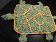 Turtle tablet cover, ipad, ipad air, ipad mini, nexus, nook, galaxy, kendall, surface, nextbook, yoga tablet, handmade crochet