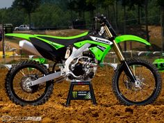 Kawasaki-KX250F i,m going to by this whith the money i hopefully get