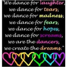 Dance quotes image by AF_Dancer on Photobucket Dance Hip Hop, Tap Dance, Dance Like No One Is Watching, Just Dance, Dance Moms, Dance Aesthetic, Line Dance, Dance Marathon, Tears For Fears