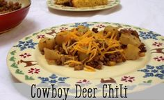 Some of my favorite recipes for deer-hunting season. Bon appetite!