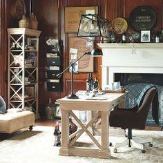 Bourdonnais Desk   Ballarddesigns.com