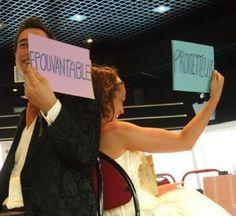 [DIFY] Jeu des témoins : questions-adjectifs #mariage #wedding