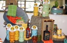 The Chopping Blog: Three Dots and a Dash is Literally a Hidden Treasure in Chicago. Plan your own tiki-themed party at home with our new collection.