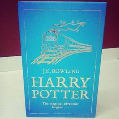 Available in all stores now! Rowling Harry Potter