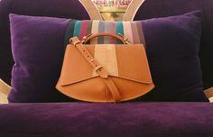 Duna Bag Caroline de Marchi Showroom Paris.