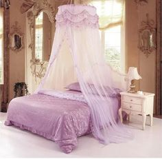 king single bed canopy - Google Search