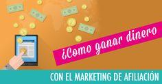 Nueva entrada del #blog. Hoy escribí este articulo para todas las personas interesadas en EMPRENDER con el marketing de afiliados y poder ganar $$$ dinero.  ✔ http://jesicaperez.net/?ad=pin #marketingdeafiliados #emprender #negociosonline #mujeremprendedora