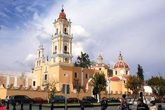 Templo del Carmen, Toluca, Estado de México, México.