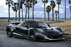 Hennessey Venom GT Spyder