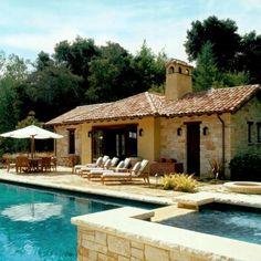 b+h - mediterranean - pool - san francisco - BraytonHughes Design Studios