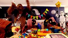 May the 4th celebrations