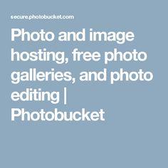 Photo and image hosting, free photo galleries, and photo editing | Photobucket