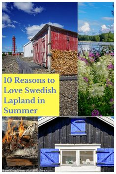 10 Reasons to Love Swedish Lapland in Summer | Travel Sweden | Travel Europe