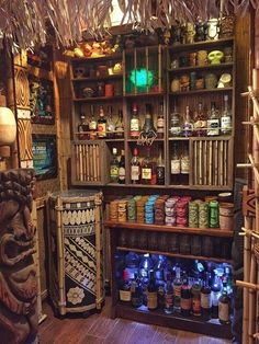 Our Tiki Room