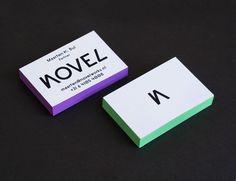 NOVEL identity - Ruben Doornweerd | Graphic Design Studio, Amsterdam