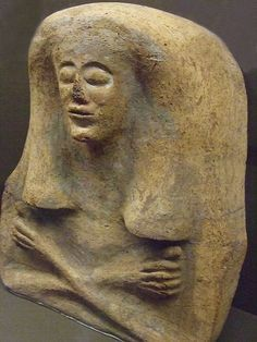 Slipper Coffin Fragment ceramic New Kingdom Egypt