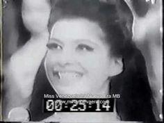 PEGGY KOPP, MISS VENEZUELA 1968
